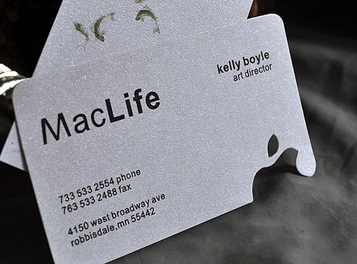 洛阳高档名片设计网——名片模切工艺让名片更出彩